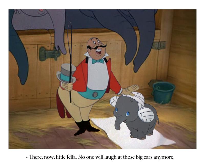 Dumbo recut