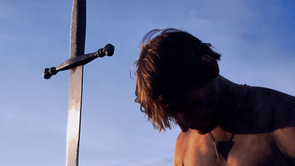 The Baptized Barbarian