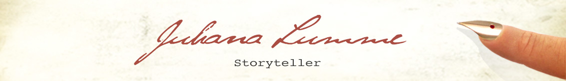 Juhana Lumme - Tarinankertoja