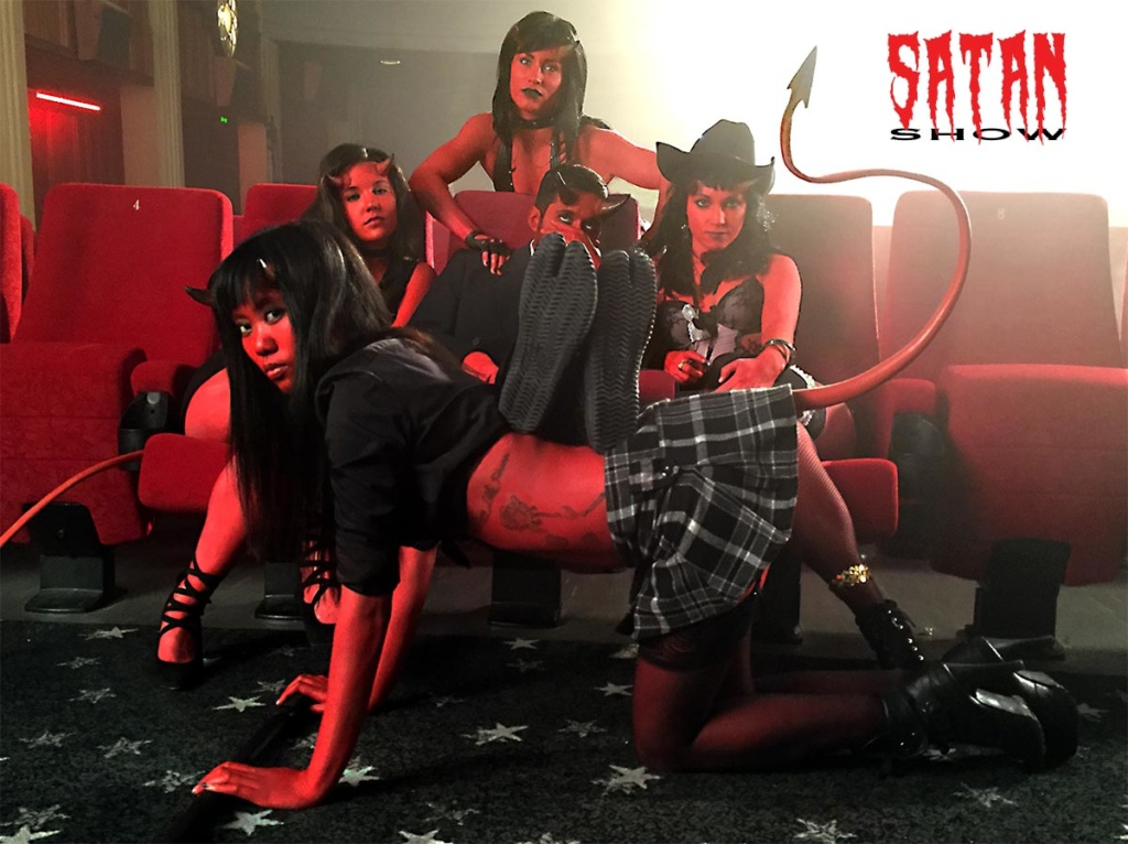 Satan Show Poster